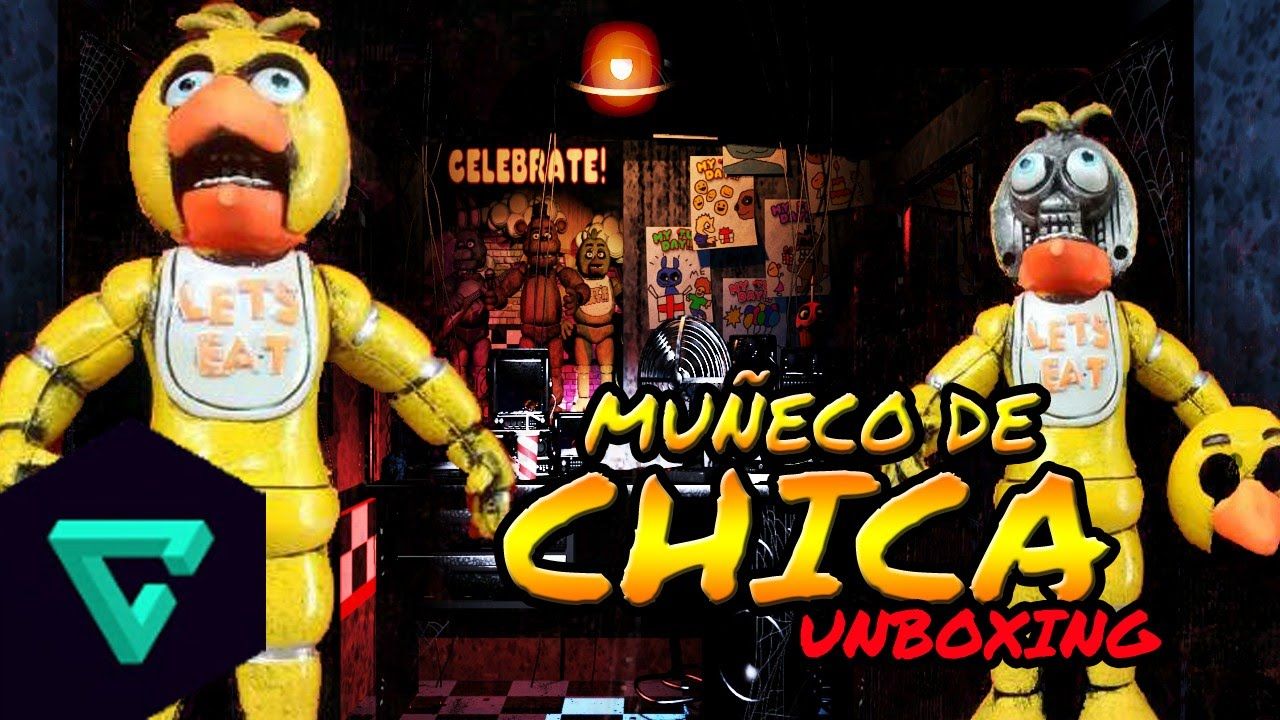 Juguetes De Five Nights at Freddys 02  YouTube