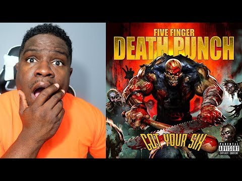 FIRST TIME HEARING - Five Finger Death Punch - Wash It All Away - REACTION