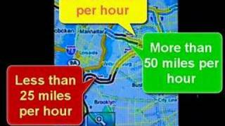 Google Maps for mobile: Traffic