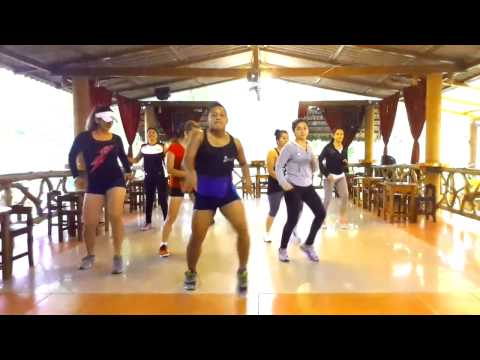ARRECHERA  SALSA CHOKE BY JERSSY DANCE