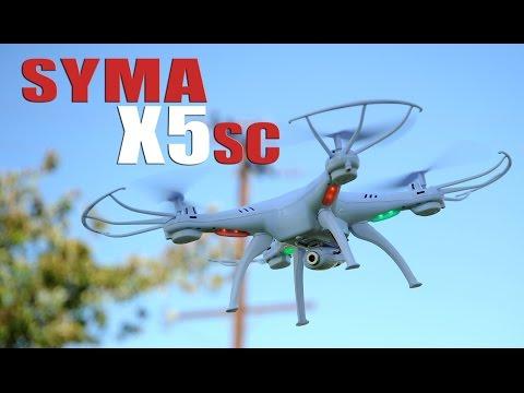 Syma X5SC Explorers 2 Quadcopter w/ Camera Review
