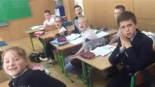 Ученики 4 а класса 32 одесской школы говорят об