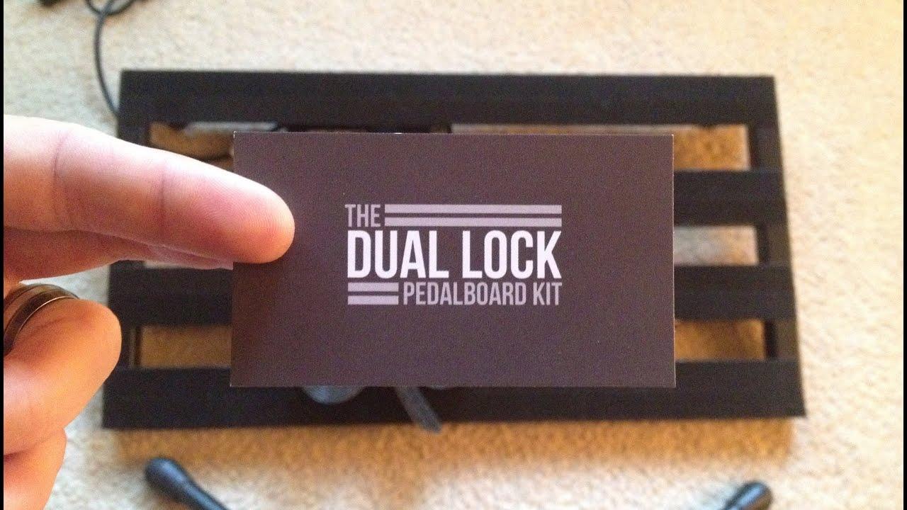 ROCKBOARD Hook /& Loop Tape 3m Klettband für Pedalboards