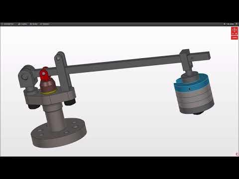 شرح لوحة Lever Type Safety Valve