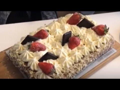 succulent-gÂteau-d'anniversaire-trÈs-facile-(cuisine-rapide)