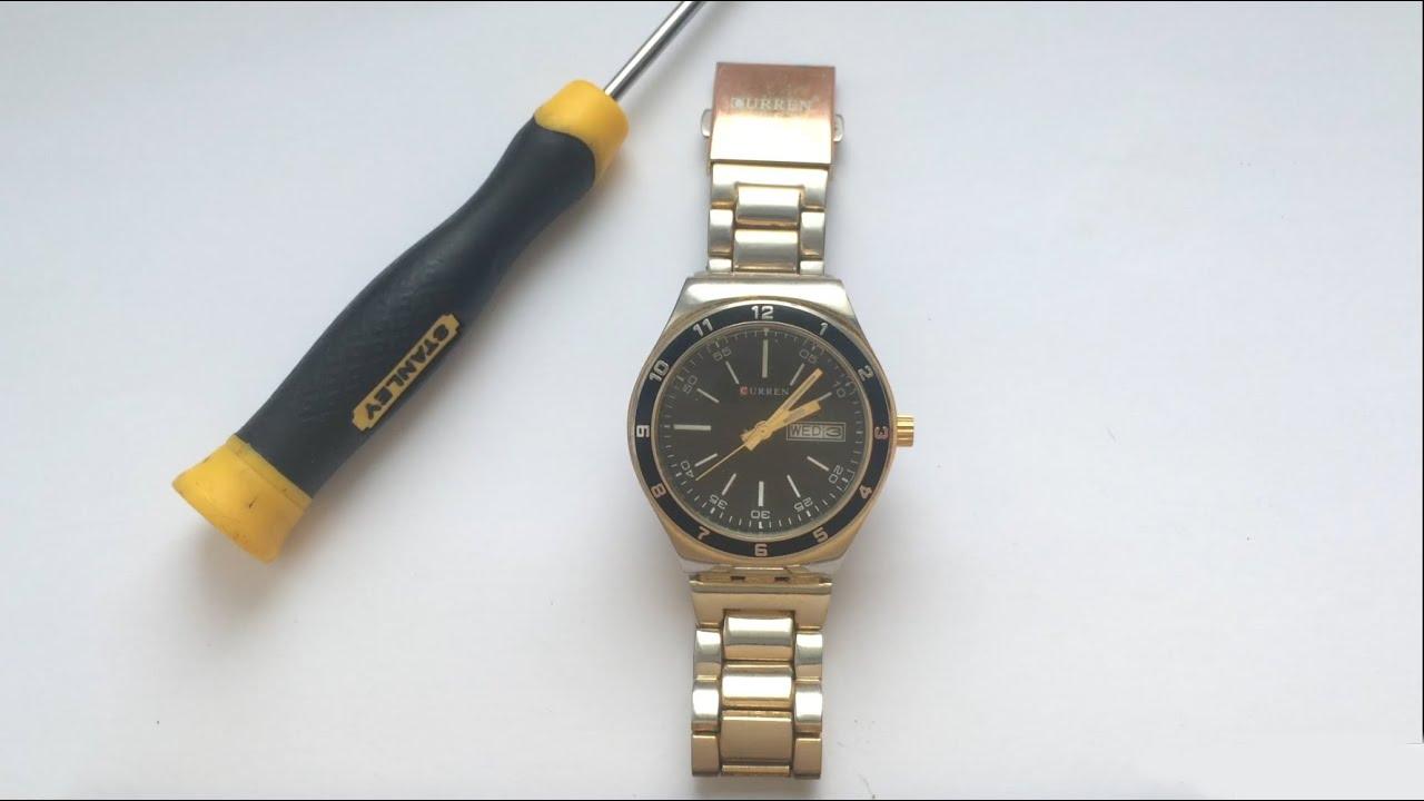 Как открыть наручные часы: три распространенных типа крепления задней крышки