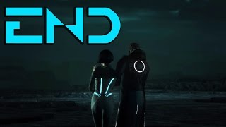 Tron Evolution Ending Gameplay Playthrough Part 10 - Chapter 7