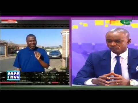 """Diffusion en direct de Canal2 International """"Face Aux Électeurs du 25/09/2018 """""""