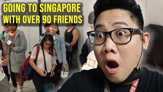 "Guam to Singapore: Journey To ""It's The Ship"" #1 (GUAM VLOGGER)"