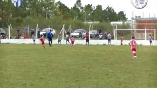 Fecha N° 6 del Fútbol Infanto Juvenil del CAU. Categoría 2003