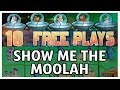 🐄💰🐄Show me the MOOlah on 3 Games! 🎰 ✦ Slot Machine Pokies w Brian Christopher