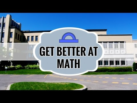 How to Get Better at Math // 10 Tips to Improve Your Grades