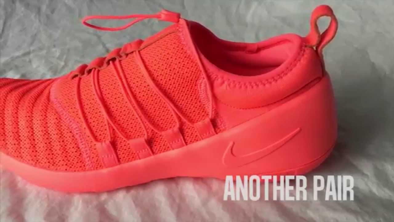 07b67df01468 On Foot  Nike Payaa Hot Lava First Look - YouTube