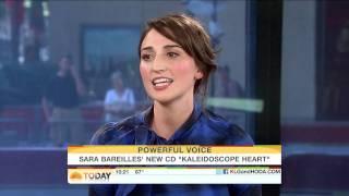 Sara Bareilles Interview 09/08/10