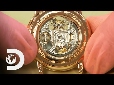 $150,000 WATCH | How It's Made