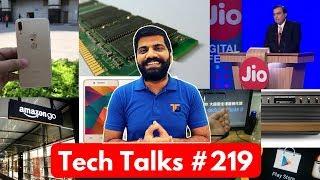 Tech Talks #219 Micromax Record, Vivo Beats Apple?, Jio Thug Life, Android Malware