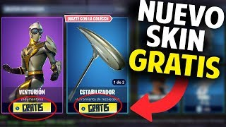 TIP HOW TO GET NEW SKIN VENTURION FOR FREE!!! (PS4, XBOX & PC) Fortnite: Battle Royale