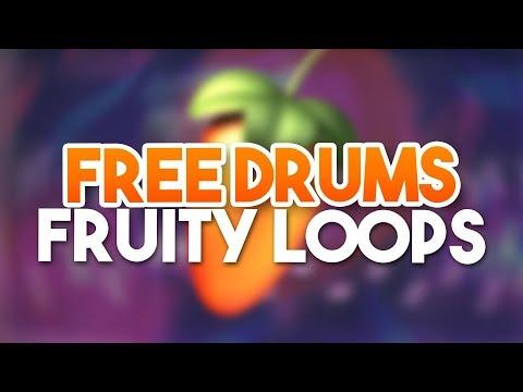 Fruity Loops Studio Tutorial: KOSTENLOSE Trap Drums / Wie benutze ich diese?