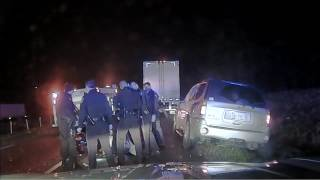 Dash cam footage released in 2014 Opelika Police Officer-involved shooting