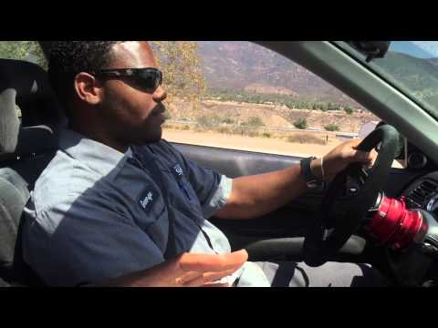 Muscle car guy rides in Honda Civic Si EM1 :George in the EM1 lsv turbo