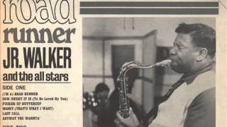 JR WALKER & THE ALL STARS - BABY YOU KNOW YOU AIN