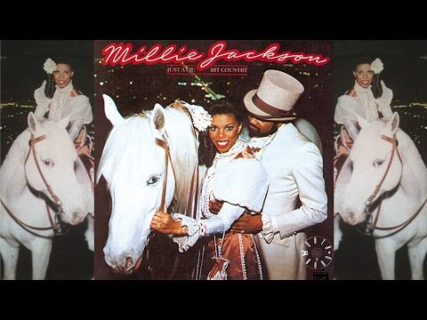 08 Rose Coloured Glasses   1981 - Millie Jackson - Just A Lil' Bit Country