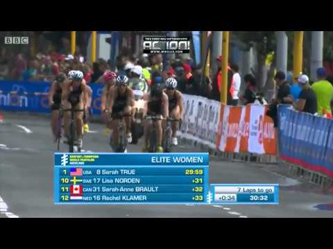 Triathlon World Series 2015: Auckland (Elite Women)