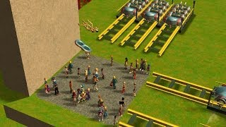 Roller Coaster Tycoon 3 Death Park 1.7