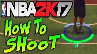 NBA 2K17 Tips - NEW Shot Meter Explained! Make Every Jumpshot & Get A DOUBLE GREEN RELEASE BOOST