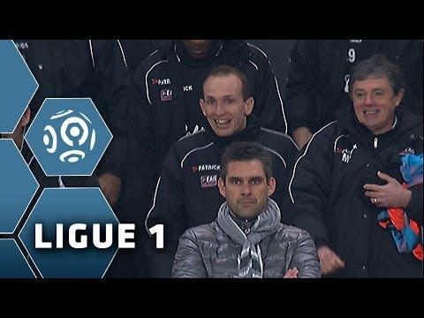 Stade Rennais FC - EA Guingamp (0-2) - 01/03/14 - (SRFC-EAG) - Résumé