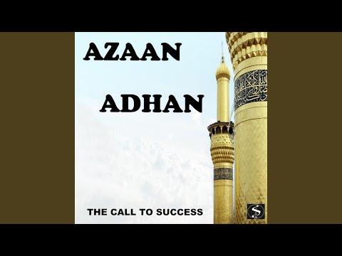 Azaan (feat. Mansour Zahrani)
