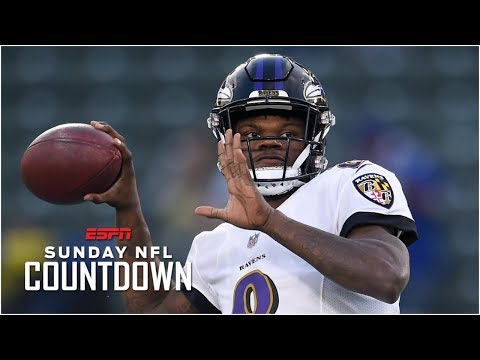 Lamar Jackson's rise to NFL success is no shock to those that know him | NFL Countdown