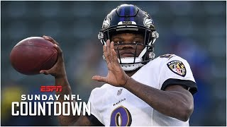 Lamar Jackson's rise to NFL success is no shock to those that know him   NFL Countdown