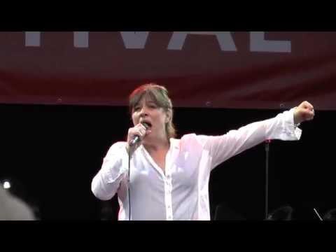 Wenn wir Glück haben  Ulla Meinecke @ Schloss Charlottenburg, 19 Juli 2015