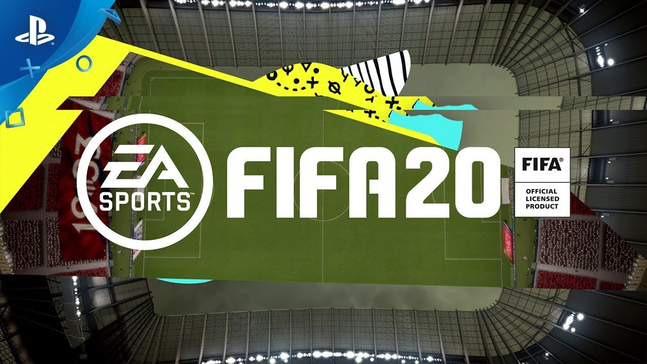 Fifa 20 Official Gameplay Trailer Ps4 Youtube