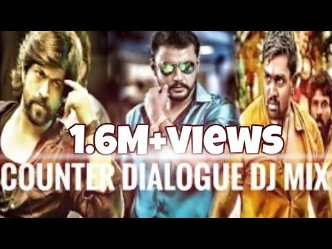 Yash And Darshan vs Dhruva sarja Counter...
