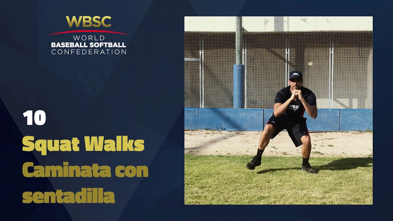 WBSC Workout Video 5