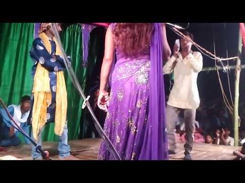 भोजपुरी नौटंकी ( बुढ़ापार ) भाग-3 || Bhojpuri Nautanki Budhapar Part-3 || Hot Recording Dance Latest
