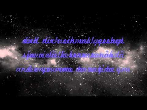 Staubkind - Nur  ein Tag lyric video (finnish, english)