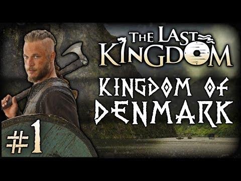 {1} The Last Kingdom | Denmark | All hail King Ragnar! (Medieval 2 Total War Mod)