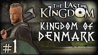 {1} The Last Kingdom   Denmark   All hail King Ragnar! (Medieval 2 Total War Mod)