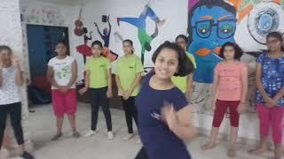 AKANSHA VS SRRISTI  || LEJA RE  X  AKH LAD JAAVE || DANCE CHOREOGRAPHY