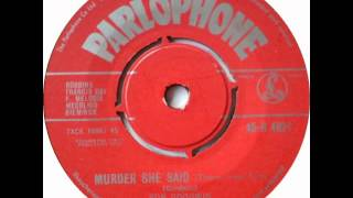 Ron Goodwin & His Orchestra  - Murder! She Says