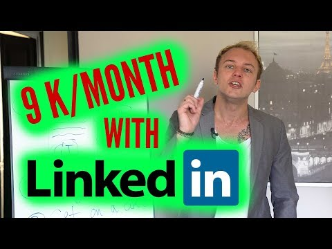 How to Make $9k Per Month on Freelancing and Linkedin