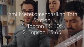 Jual Total Station Topcon ES 105 Harga Murah