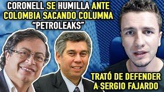"""Petro HUMILLA a Daniel Coronell, y saca absurda columna de """"Petroleaks"""""""