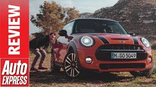 New MINI Cooper S review - is the 2018 facelift more than just a set of Union Flag lights?