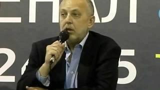 """Юрій Макаров про новий роман """"За чверть десята"""""""