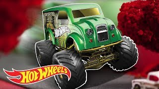 Cars in Awesome Stop Motion Adventures! | Hot Wheels