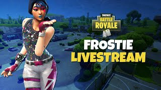 "Fortnite""DUO SCRIMS! Oceania""112 Skins!"" ChillStream""13k killsPs4 PLAYER-GiveAway@3kSubs Day 127"
